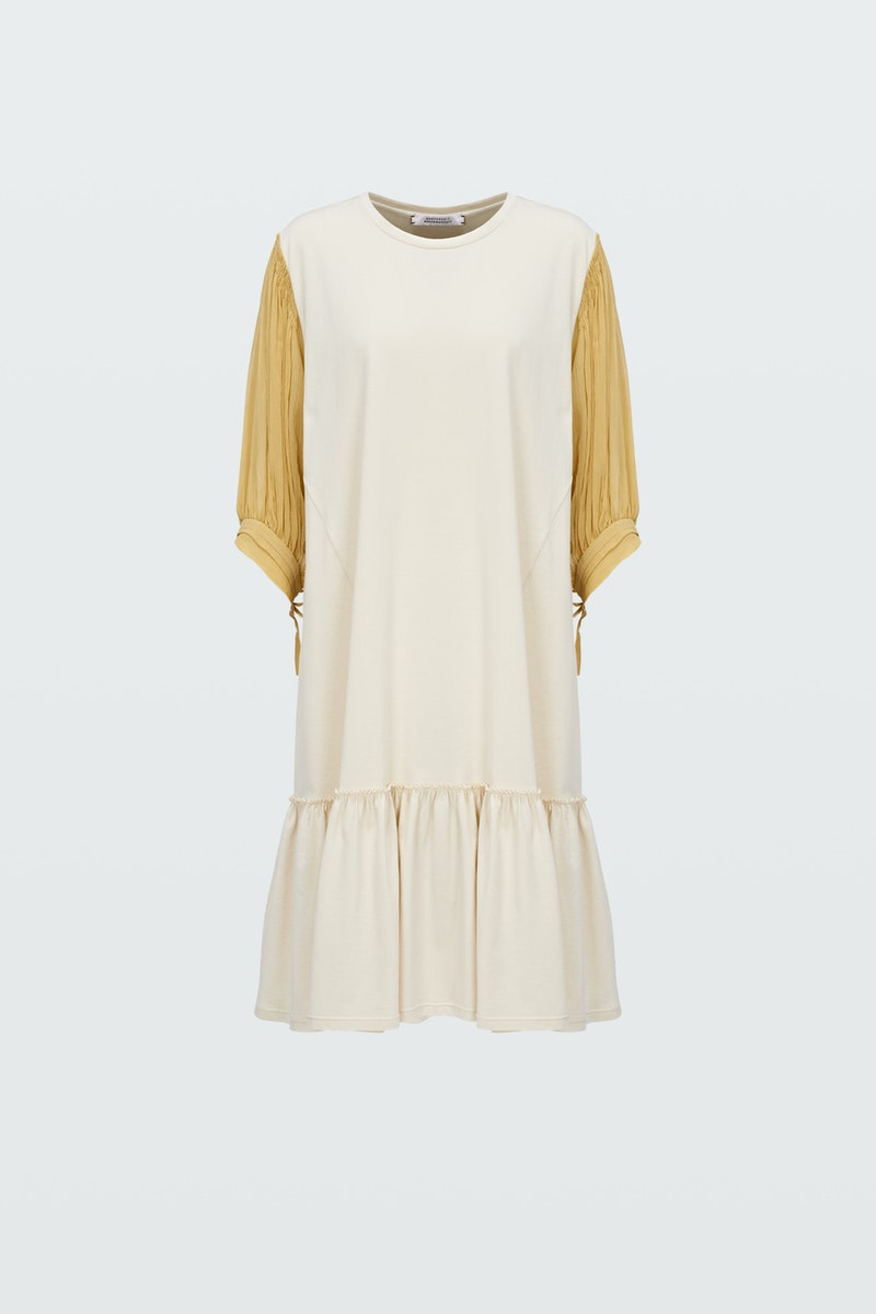 Dorothee Schumacher SURPRISING ALLURE SHIRT DRESS 3/4