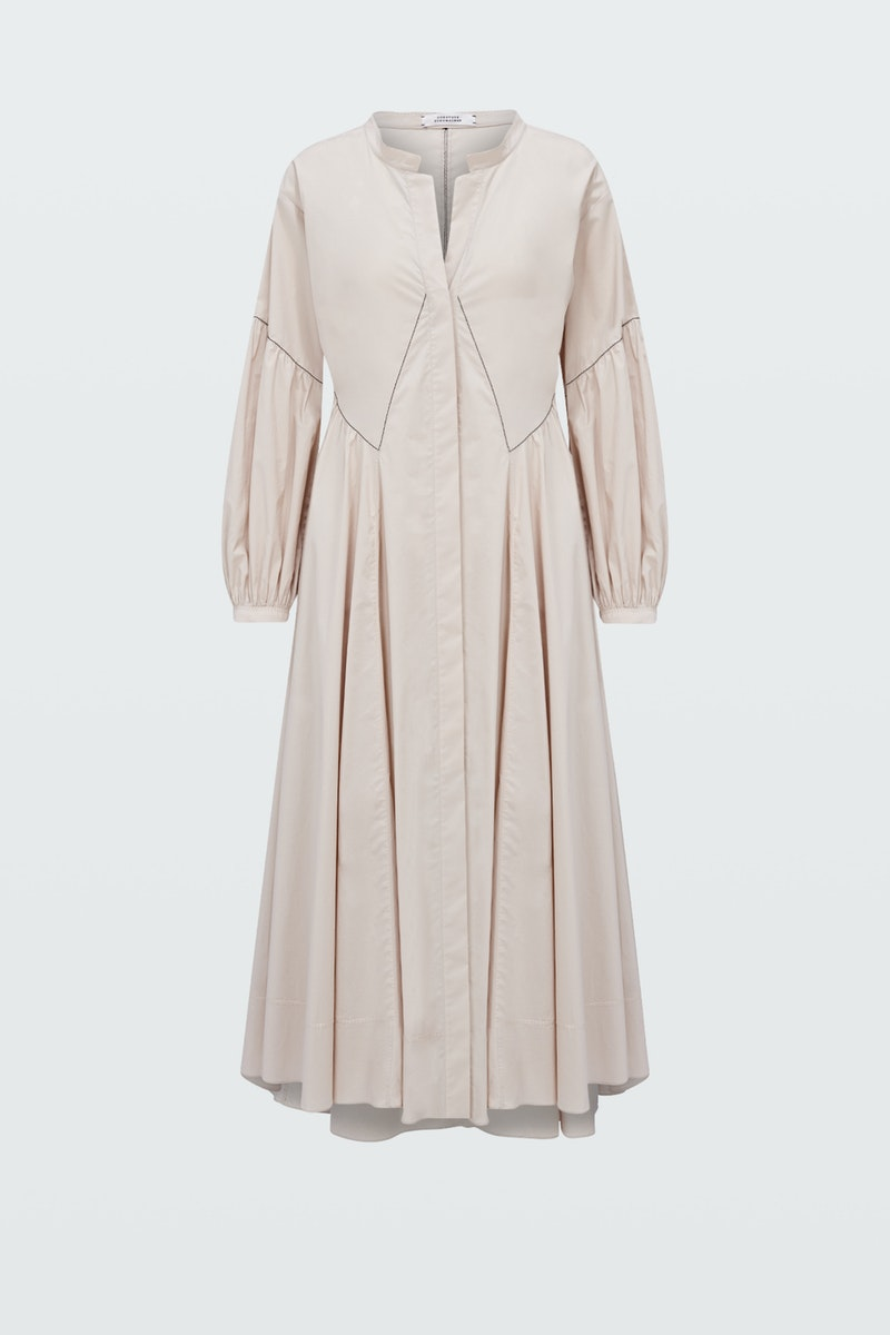 Dorothee Schumacher POPLIN POWER DRESS