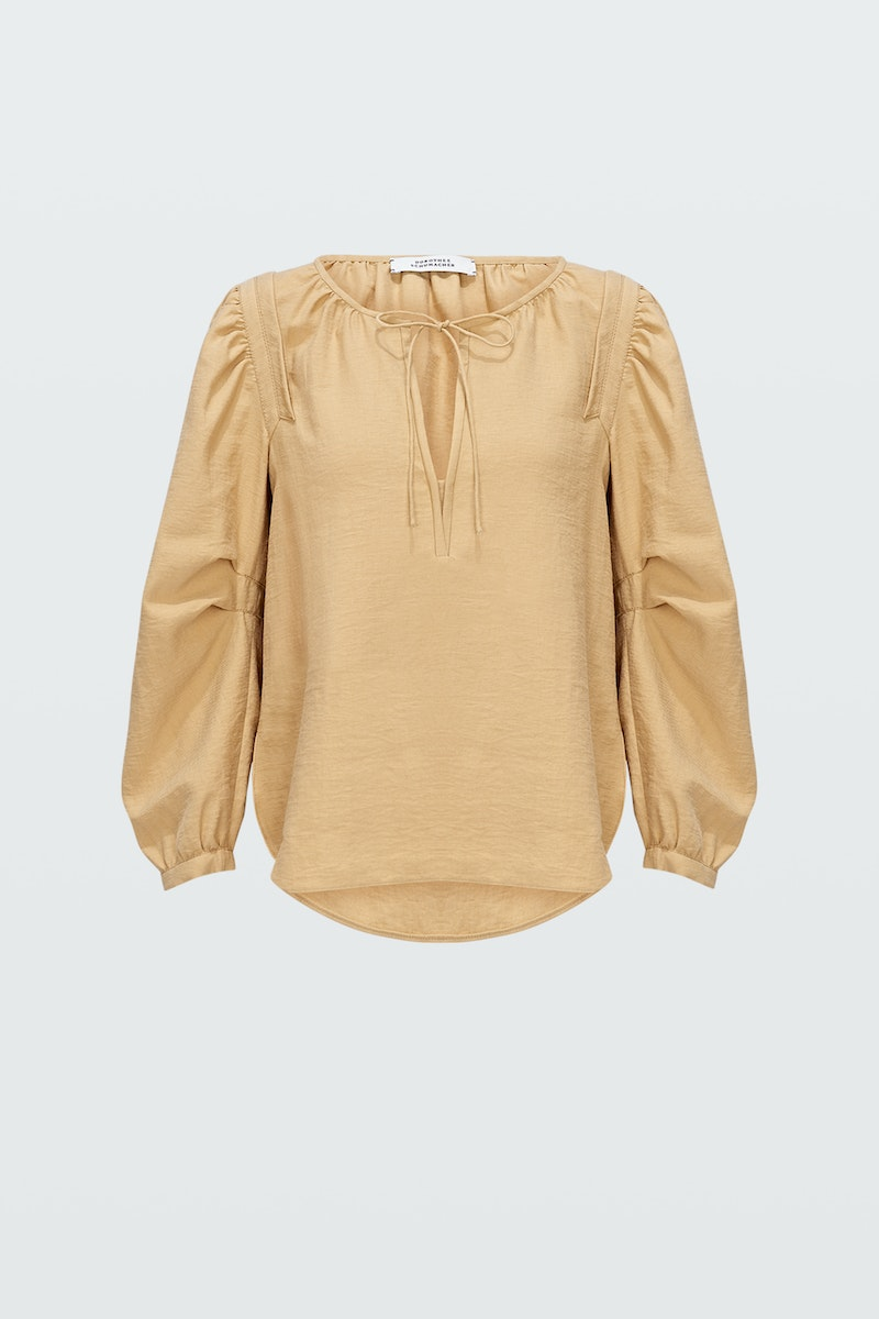 Dorothee Schumacher SUMMER MIX BLOUSE