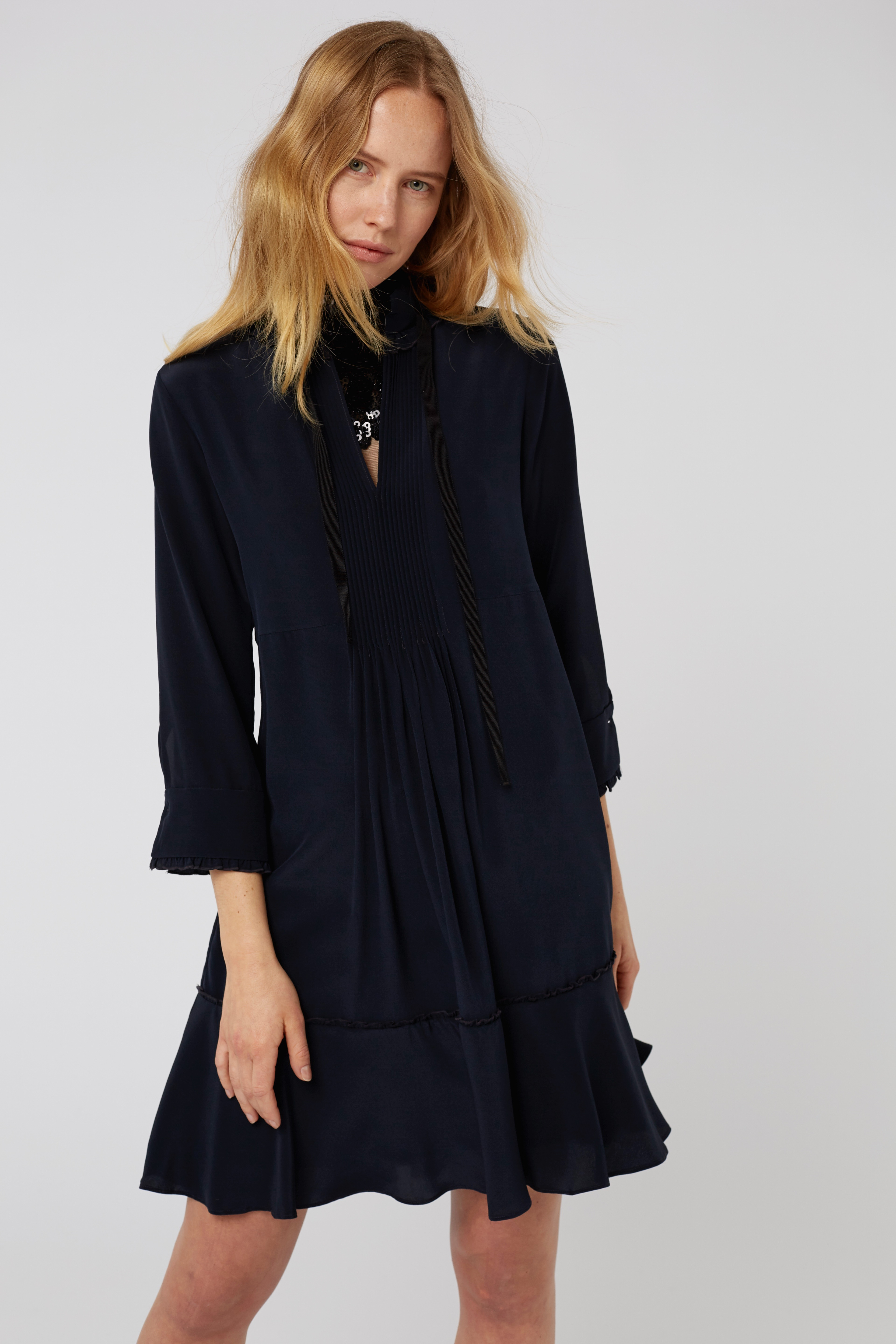 Buy Cheap Supply Cheap Sale With Paypal FLOATY FINESSE dress 2 Dorothee Schumacher Free Shipping Clearance Buy Cheap View Q3v4k