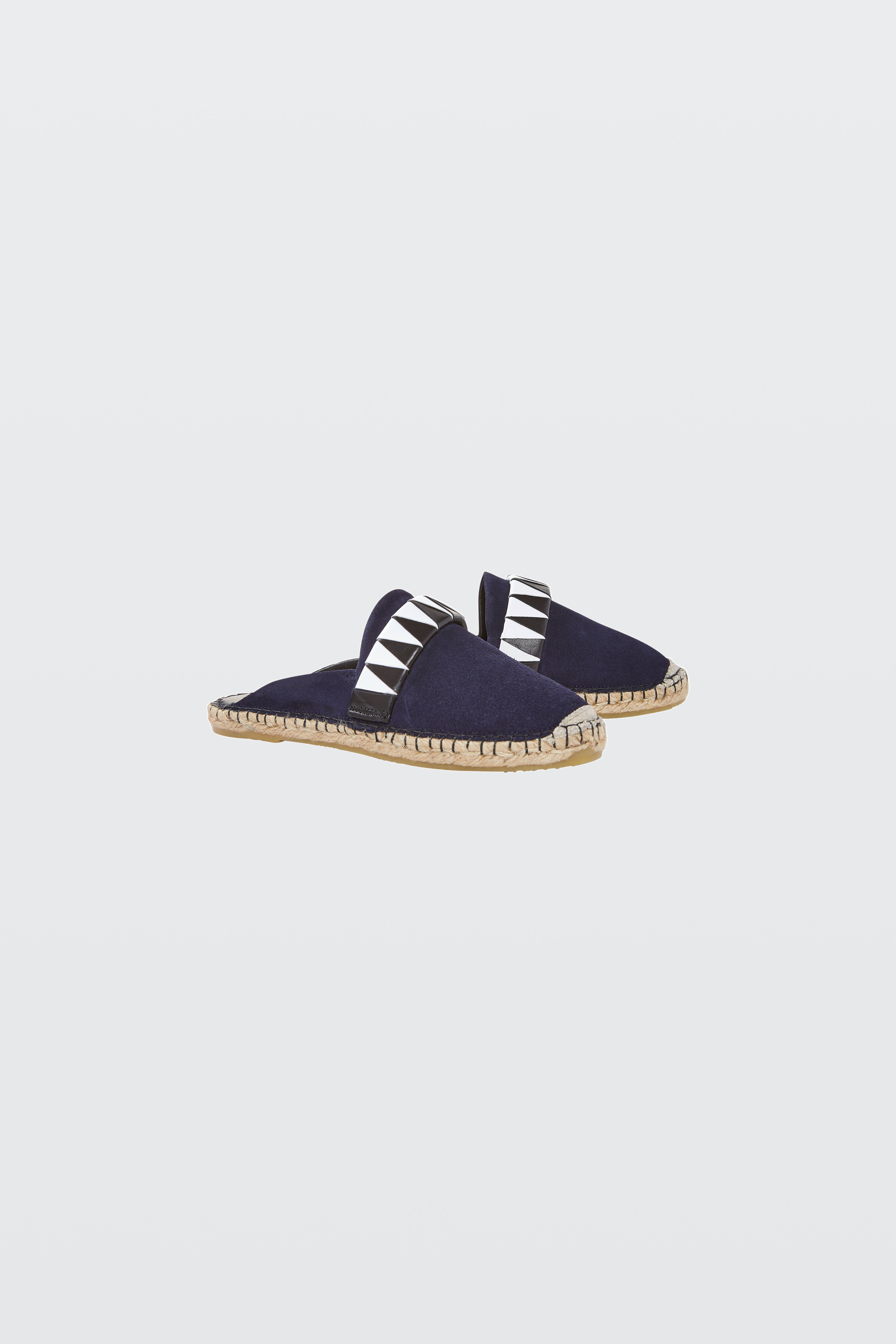 SUMMER SOFTNESS classic espadrille with ethnic tape 37 Dorothee Schumacher J603Y