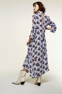 a25a0f9109be SILK PRINTED DRESS
